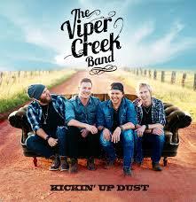 Viper Creek Band Album Cover Kickin Up Dust