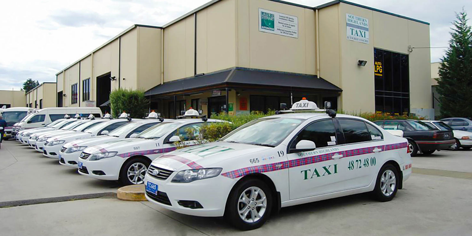 Southern Highlands Taxi Service